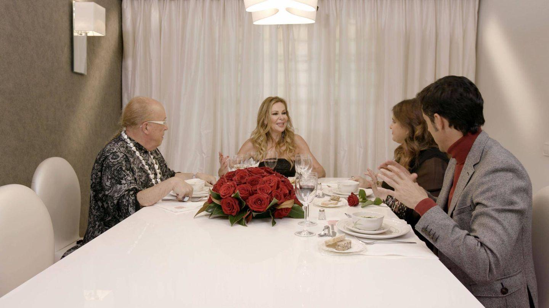 Imagen de una de las entregas de 'Ven a cenar conmigo: Gourmet Edition'. (Mediaset)