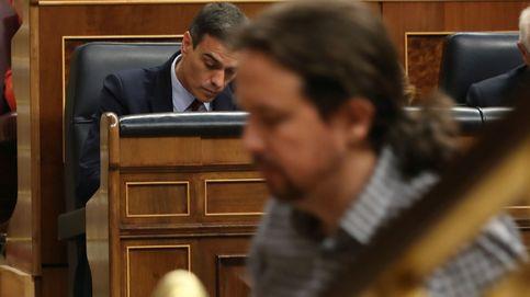 La investidura de Pedro Sánchez, en directo: la coalición peligra por la bronca con Iglesias