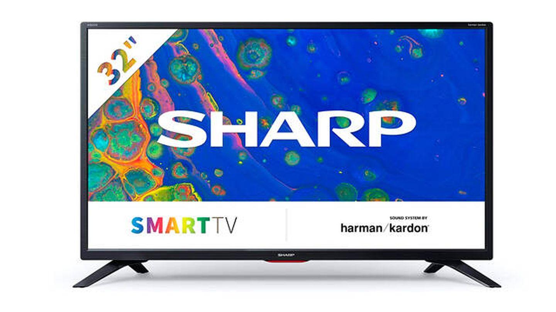 Smart TV de 32' Sharp 32BC6E