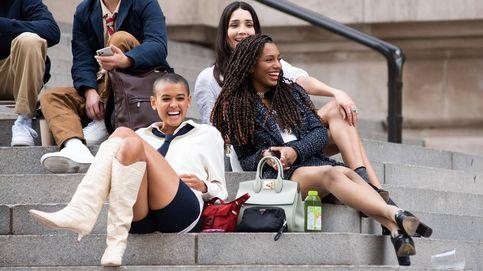 Lo que los primeros looks de 'Gossip Girl' dicen de la moda actual