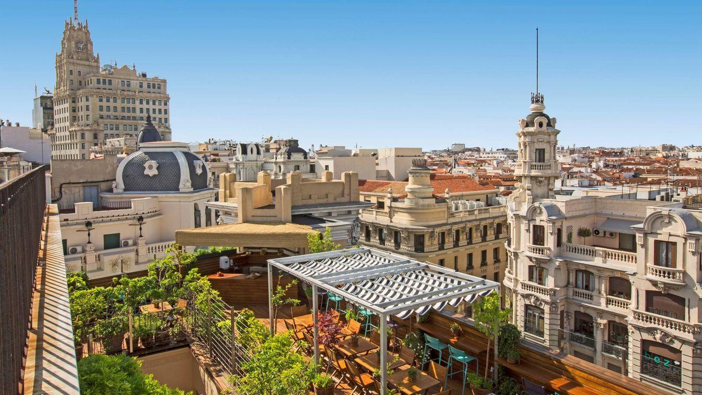 De Ático 11 a Arzábal: siete terrazas en Madrid para saciar... tus ganas de primavera