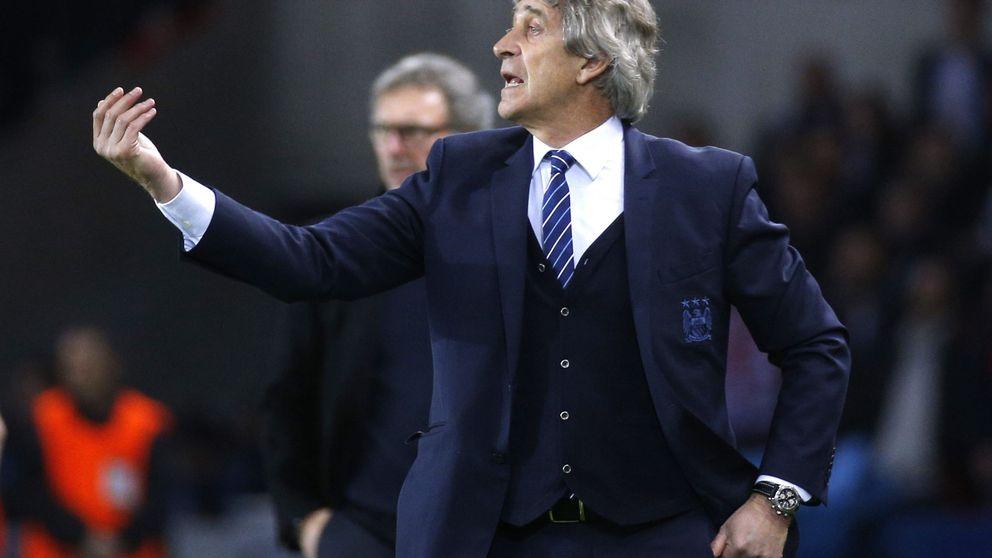 Pellegrini por fin puede hacer en el City lo que solo logró en el Villarreal
