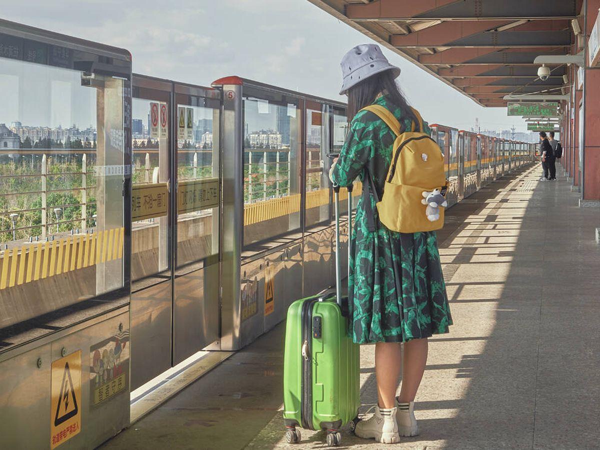 Foto: Maletas de viaje para toda la familia (Riku Lu para Unsplash)
