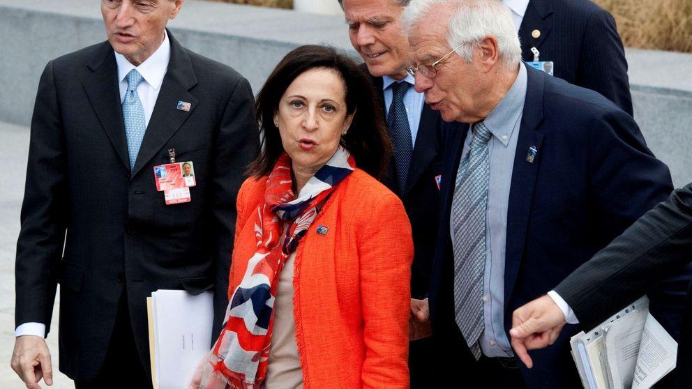 Exteriores y Hacienda forzaron a Robles a rectificar con las bombas a Arabia