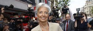 "Lagarde acepta el ""inmenso desafío"" de ser candidata a suceder a Strauss-Khan"
