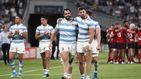 Mundial de rugby: una roja como una catedral y el adiós Puma ante Inglaterra