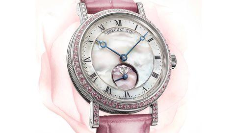 El tiempo más femenino de Breguet