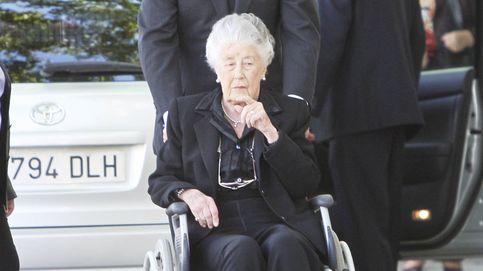 Fallece Alicia de Borbón-Parma, tía del Rey Juan Carlos