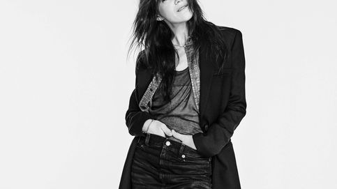 Zara y Charlotte Gainsbourg: la exclusiva colección más esperada de la temporada