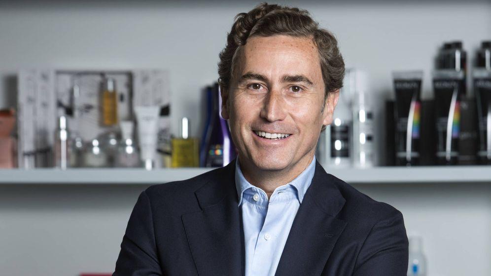 Foto: Juan Alonso de Lomas, presidente y consejero delegado de L´Oréal España.