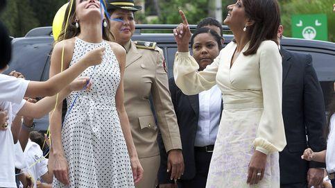 ¡Qué bien te sienta el Caribe, Letizia! El look de la Reina que nos tiene enamorados