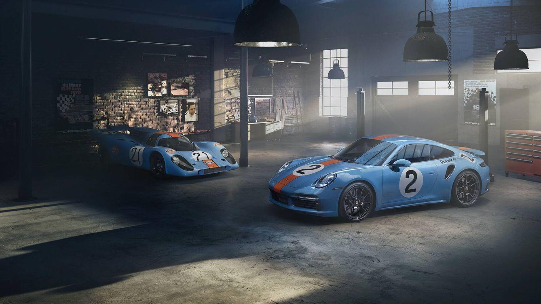 El piloto mexicano Pedro Rodríguez, recordado con el Porsche 911 más exclusivo