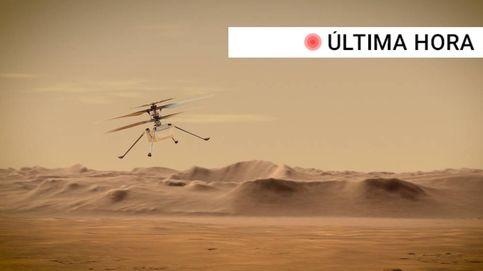 Así ha sido el primer vuelo del Ingenuity de la NASA en Marte
