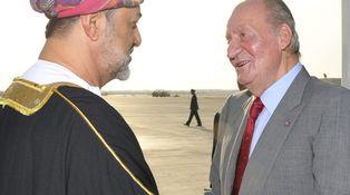 La gira del Rey a los amigos del Golfo