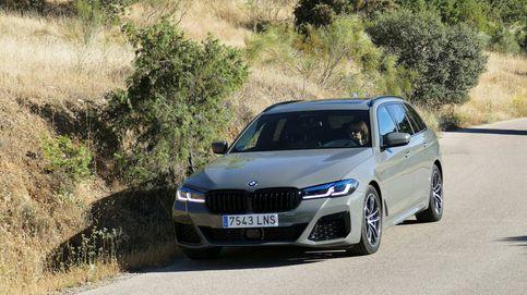 Probamos el BMW 530e Touring, el familiar premium más versátil... y enchufable