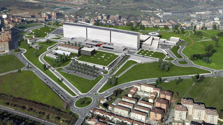 Foto: Hospital Universitario Central de Asturias (HUCA)