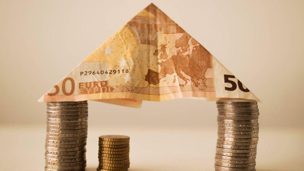 Foto: Ahorro en euros. (Pexels)