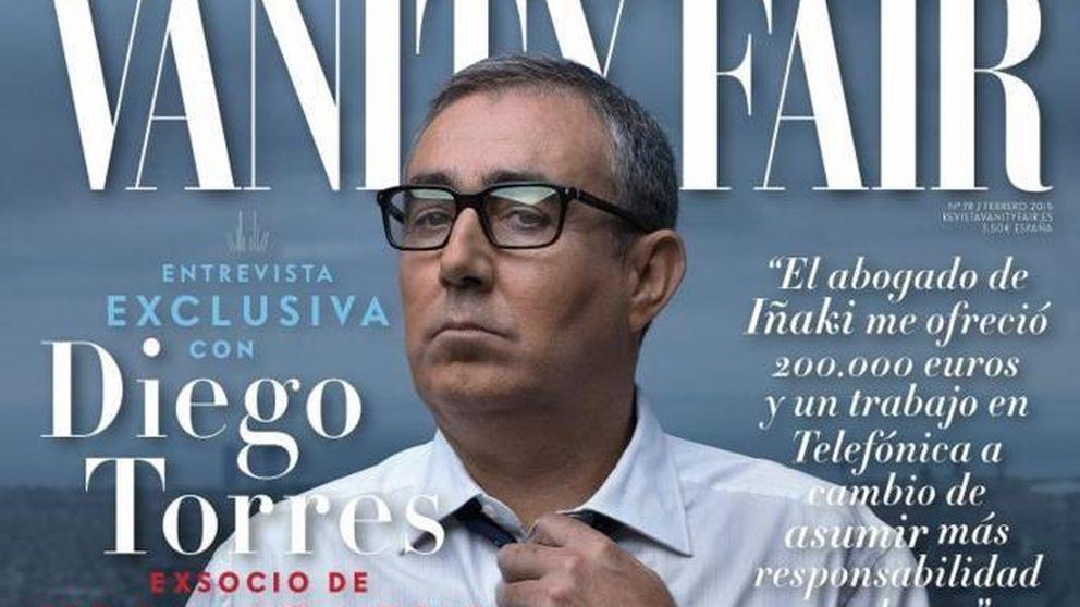Torres: El abogado de Urdangarin me ofreció 200.000€ y trabajo