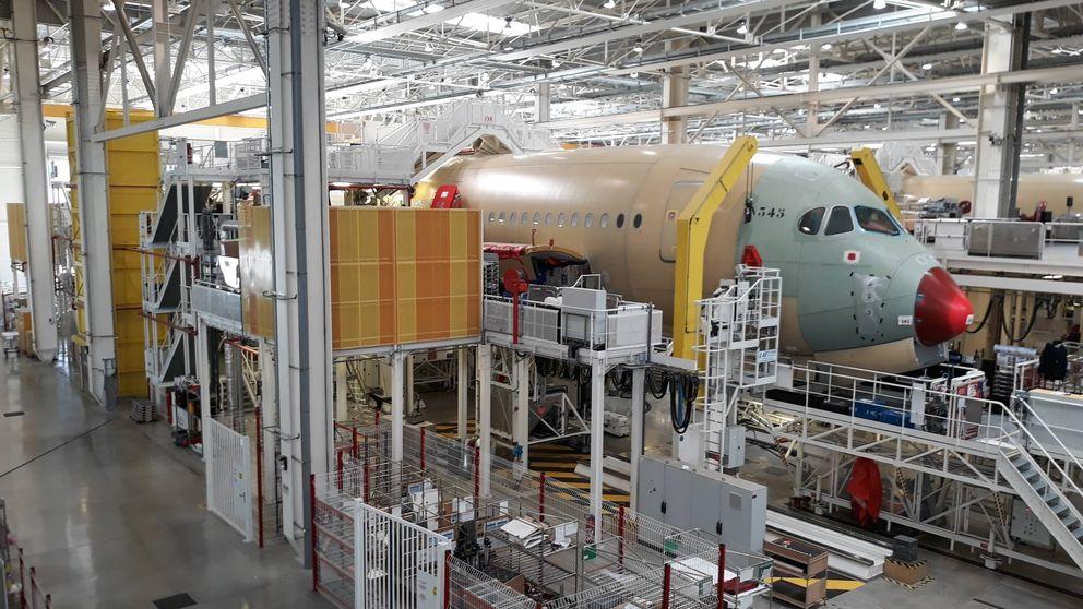 Castigo gemelo en bolsa para Boeing y Airbus: las entregas de aviones, en el aire