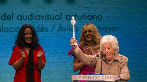 Menchu, la abuela de Letizia: su noche más emotiva lejos de su nieta