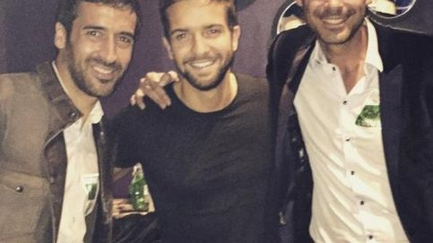 Pablo Alborán se rodea de Raúl y Hierro en su gran noche neoyorkina