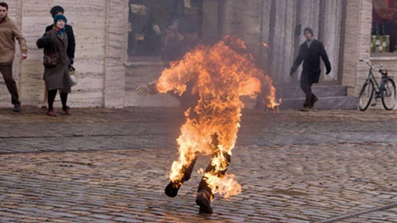 'Burning Bush' (HBO): el estudiante que se quemó a lo bonzo, icono de una revolución