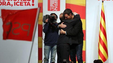 Sánchez e Iceta aparcan el 21-D la España plurinacional para no distraer el mensaje