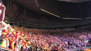 Vox en Vistalegre: si esto es la España viva, yo me quedo muerta