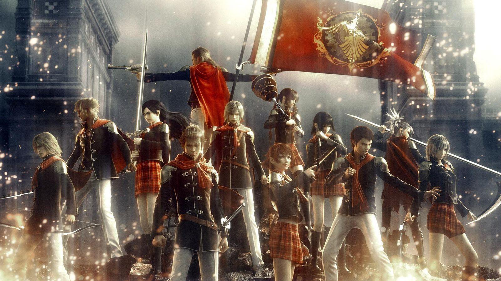 Foto: Final Fantasy Type-0 HD: su nefasta cámara empaña una gran jugabilidad