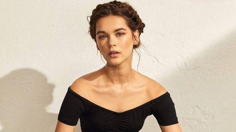Stradivarius nos dice que llevar vestido negro en verano SÍ es posible