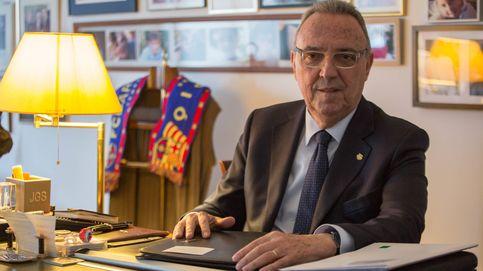 Joan Gaspart avisa: Si Puigdemont quiere usar mi hotel en Bruselas, es bienvenido