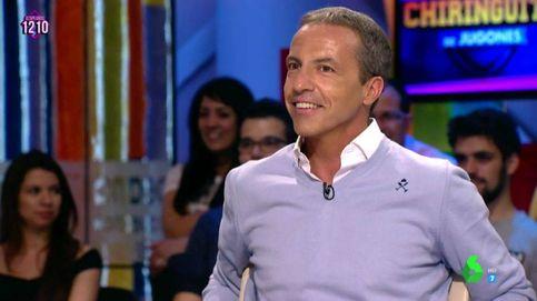 La inesperada reacción de Miki Nadal ante la visita de C. Soria a 'Zapeando'