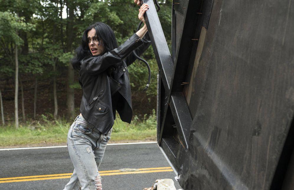 Foto: Imagen de la segunda entrega de Jessica Jones. (Netflix)