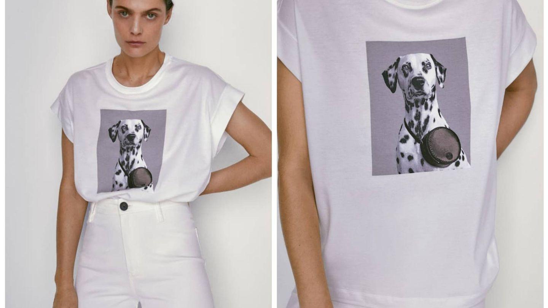 Nueva camiseta de Massimo Dutti. (Cortesía)