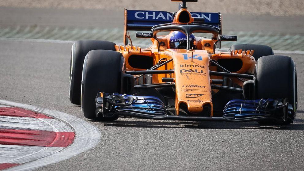 Por qué es tan importante para McLaren y Renault el examen de España