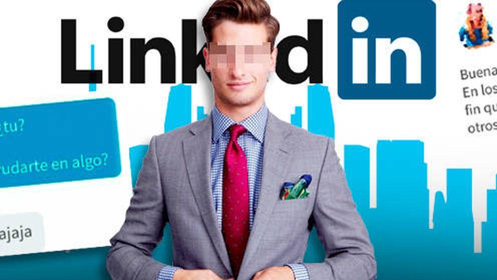 'Empresaurios', babosos y gurús: lo peor de internet no está en Twitter, sino en LinkedIn