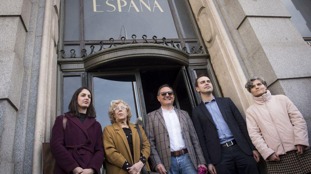 Trinitiario Casanova, libre de la condena a cárcel en la recta final del Edificio España
