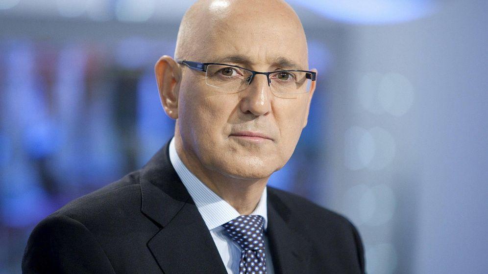 Foto: El director de informativos de TVE, José Antonio Álvarez Gundín. (EFE)