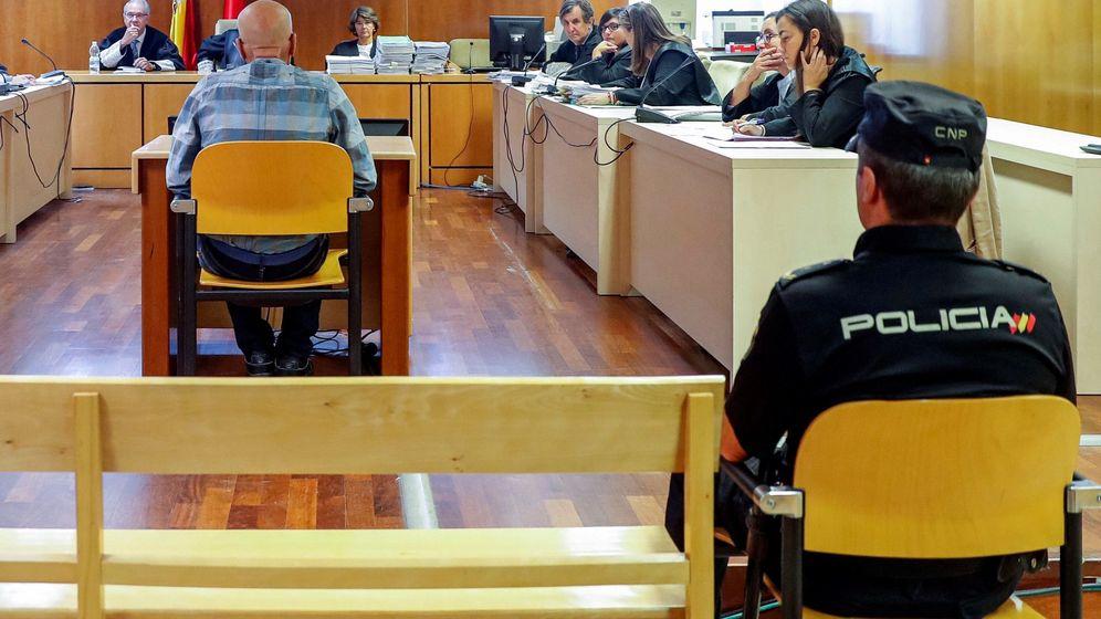 Foto: Pedro Luis Gallego, el violador del ascensor, se ha reconocido culpable de los cuatro delitos sexuales que se le imputan. (EFE)