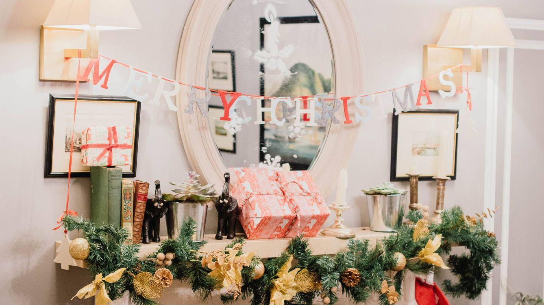 Olvídate de los clásicos por Navidad y abre tu mente al universo deco made in Pinterest