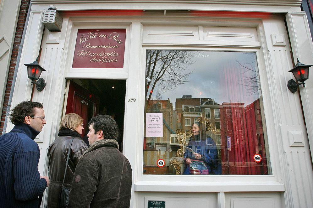 agencia de prostitutas prostitutas holandesas