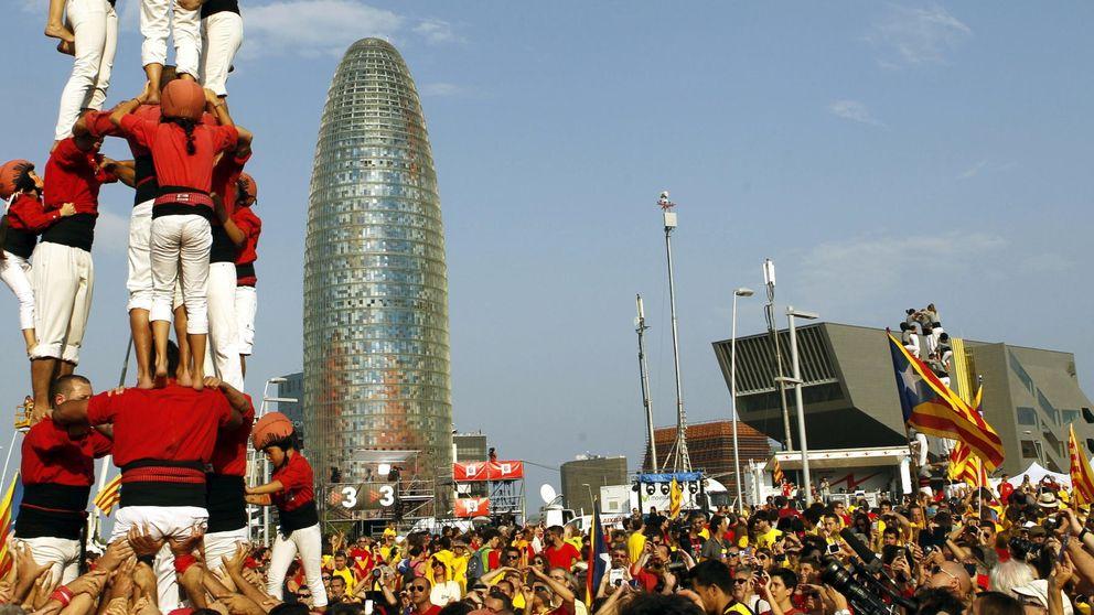 Grupo Godó y TV3 compiten en entusiasmo televisivo durante la Diada