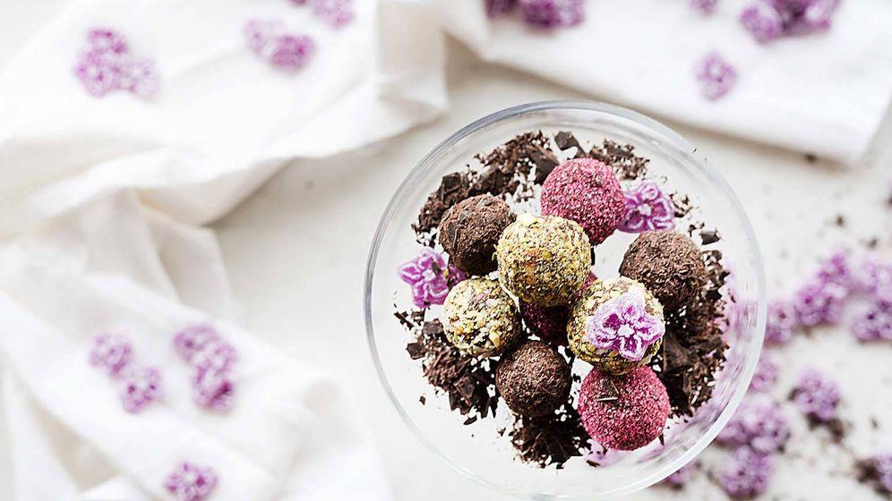 Foto: A todo color. Así se hacen las trufas de chocolate. (Foto: Snaps Fotografía)
