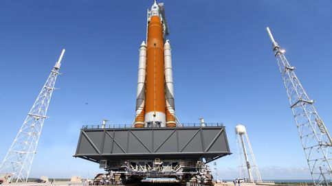El fiasco del gigantesco cohete de la NASA que tal vez nunca despegue