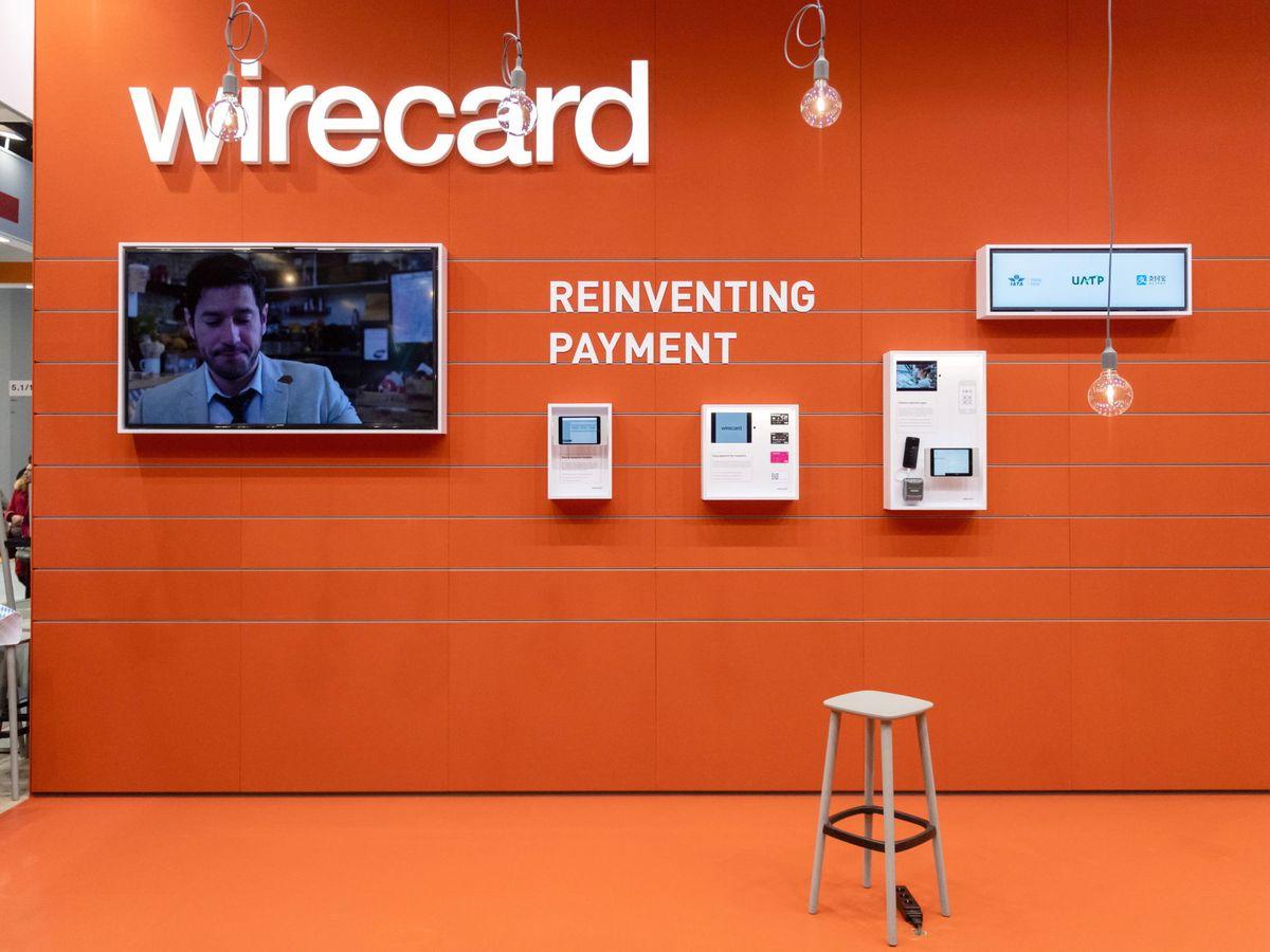 Foto: Puesto de Wirecard (Reuters)