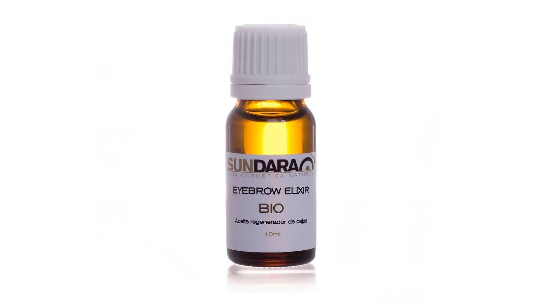 Eyebrow Elixir 100% Bio de Sundara.