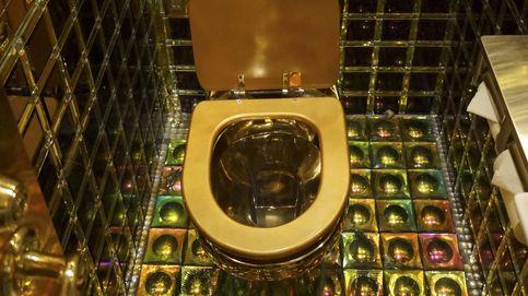 Se busca: un retrete de oro valorado en más de un millón cien mil euros