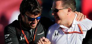 Post de Los nuevos planes de McLaren (con Fernando Alonso) tras el fracaso de Indianápolis