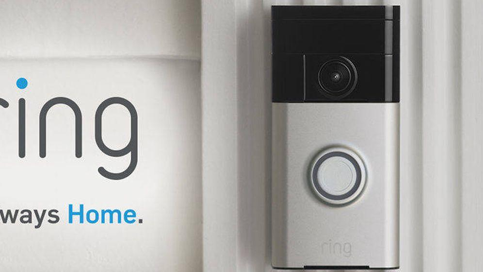 Foto: Ring, la compañía comprada por Amazon