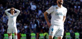 Post de Benzema se perderá por lesión los primeros partidos del 2018